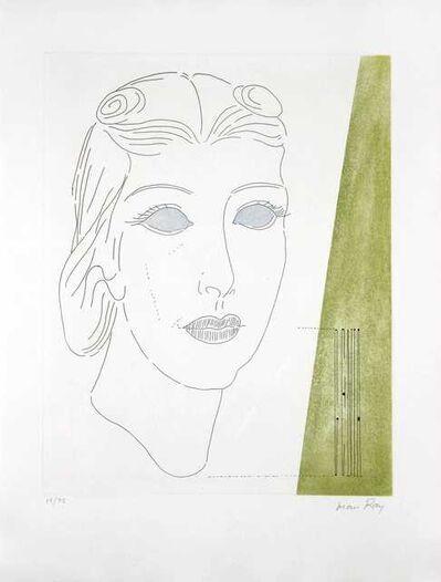 Man Ray, 'Genia', 1971
