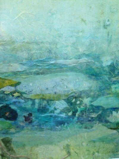 Leslie Printis, 'Blue Mist & Shore'