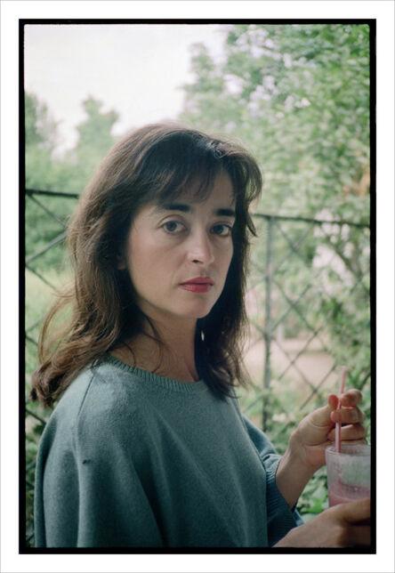 Julião Sarmento, 'ISABEL, Chão de Meninos, Junho 1990', 1990