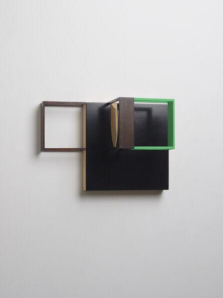 Nahum Tevet, 'Untitled (Black and Green)', 2014