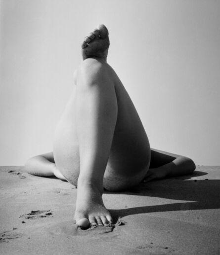 Lucien Clergue, 'Née de la vague', 1966