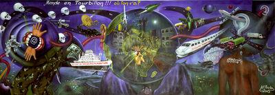Pierre Bodo, 'Monde en Tourbillon !!! Où l'on va?', 2006