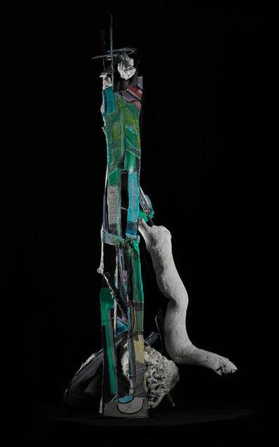 Iva Gueorguieva, 'Green Man', 2016