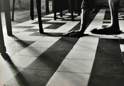Helena Almeida, 'A experiência do lugar | The experience of the place', 2001