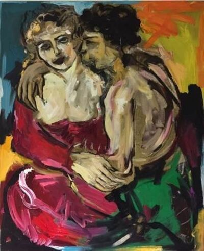 Marc Guiragossian, 'Couple', 2016-2017