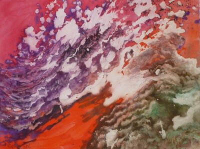 Marlene Tseng Yu, 'Molten Lava Park #38', 2004