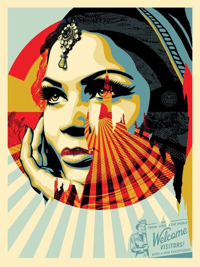 Shepard Fairey, 'Target Exceptions', 2020