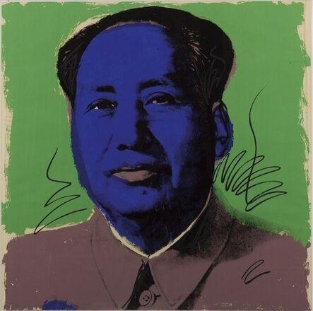 Andy Warhol, 'Mao', 1972