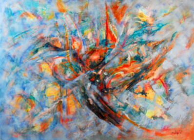 Duaiv, 'Abstract Flower'