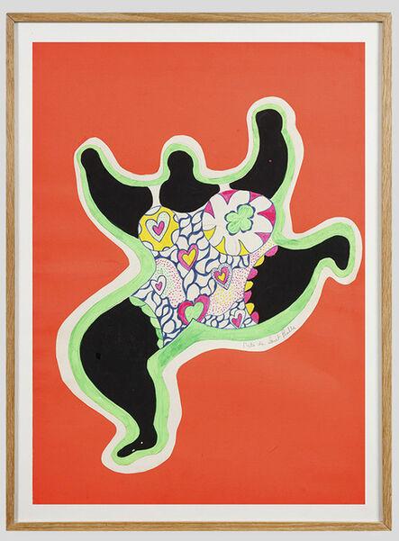 Niki de Saint Phalle, 'Nana dansant', ca. 1968