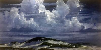 Billy Solitario, 'Clouds Over Dunes', 2017