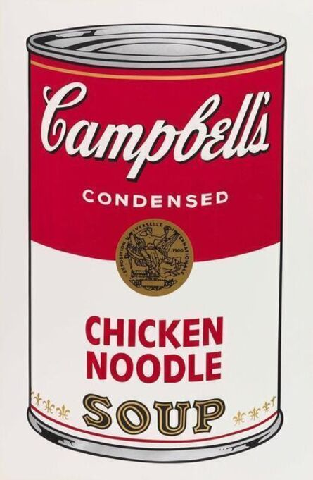 Andy Warhol, 'Campbell's Soup I: Chicken Noodle (FS II.45)', 1968