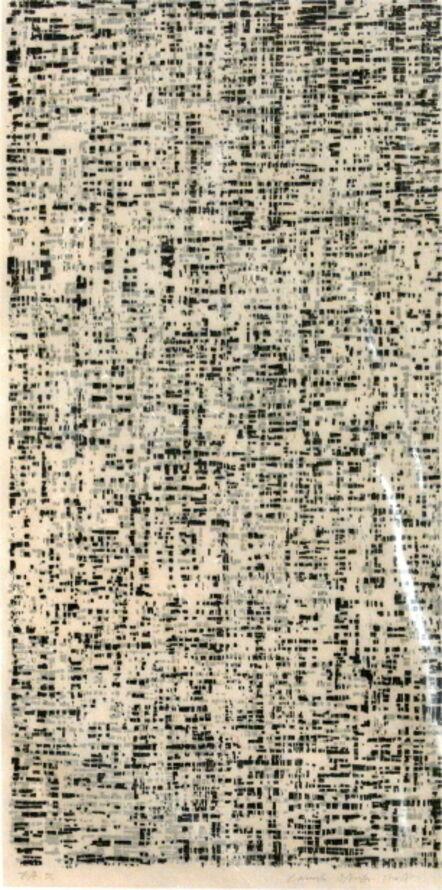 Chung Sang Hwa, 'Untitled', 1989