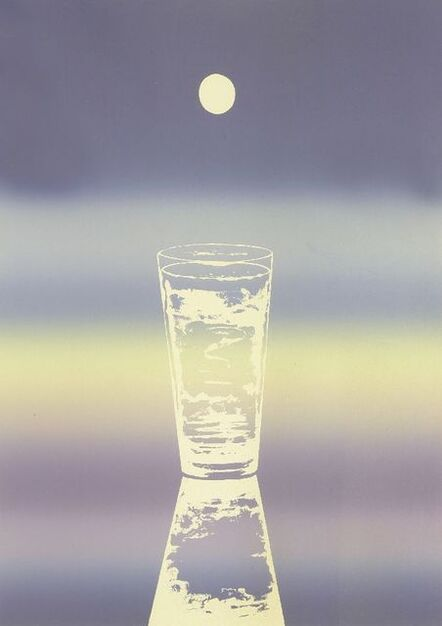 James Rosenquist, 'My Mind Is A Glass Of Water', 1972