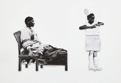 Frida Orupabo, 'Untitled', 2020
