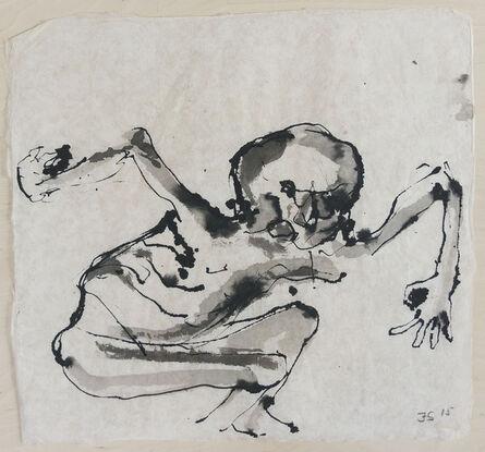 Jørgen Haugen Sørensen, 'Subject to the Frame of the Paper', 2015