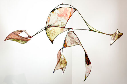 Vanesa Gingold, 'Silently Springing', 2017