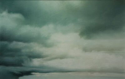 Manon Catherine Cleary, 'Skyscape, 6/27/09', 2009