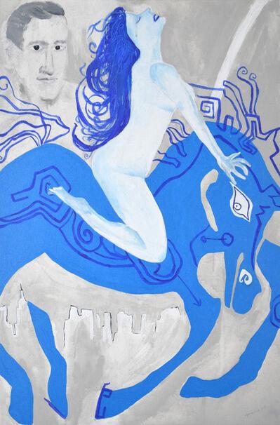 Susan Spangenberg, 'Dreaming of Salinger', 2015