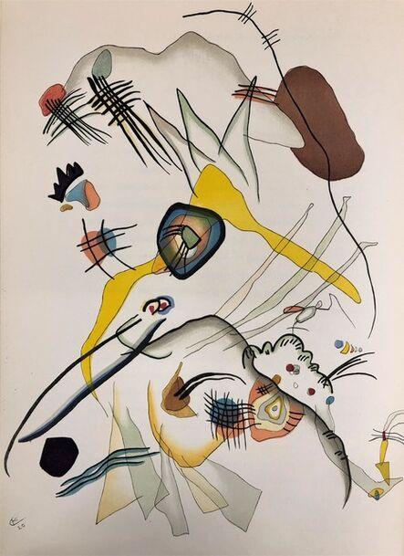 Wassily Kandinsky, 'Promenade', 1957