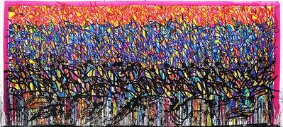 JonOne, 'Wipe Out', 2009