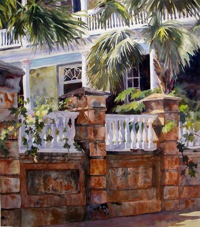 Jann Pollard, 'Charleston Palisade', 2012