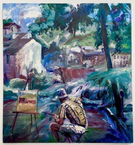 Don Doe, 'Johnstown Flood No. 91', 1995