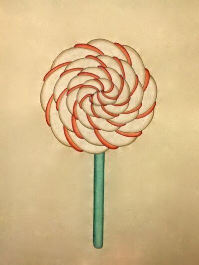 Seongmin Ahn, 'Lollipop_White', 2013