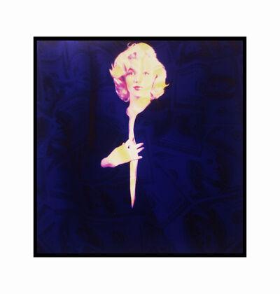 Jonathan Bermudes, 'Marilyn Dollar On', 20th century
