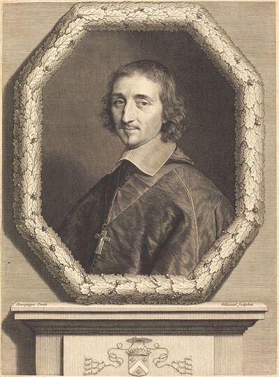 Robert Nanteuil after Philippe de Champaigne, 'Ferdinand de Neufville', 1656