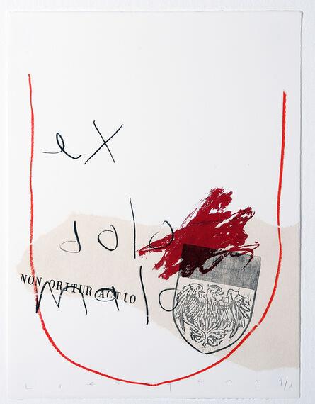 Tom Liesegang, 'Ex Dolo Malo ', 2005