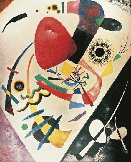 Wassily Kandinsky, 'Red Spot', 1921