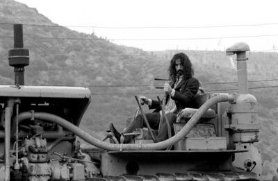 Baron Wolman, 'Frank Zappa', 1968