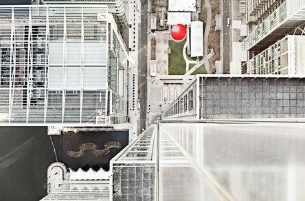 André Lichtenberg, 'Red Dot, (Vertigo Series)', 2008