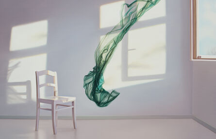 Edite Grinberga, 'Room With Green ', 2017