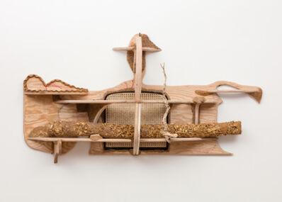 Jessi Reaves, 'Shelf for a Log', 2016
