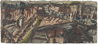 Leon Kossoff, 'Dalston Junction No.2, June 1973', 1973