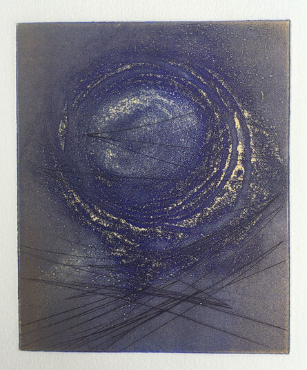 Terry Haass, 'Vers Andromède', 1970