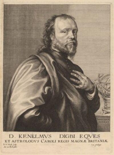 Robert van Voerst after Sir Anthony van Dyck, 'Sir Kenelm Digby', probably 1626/1636