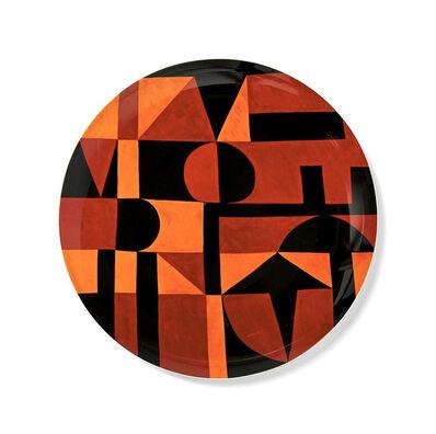 Carmen Herrera, 'Iberic Plate', 2020