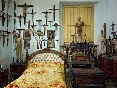 Jeffrey Milstein, '200 Saints, Trinidad, Cuba', 2009