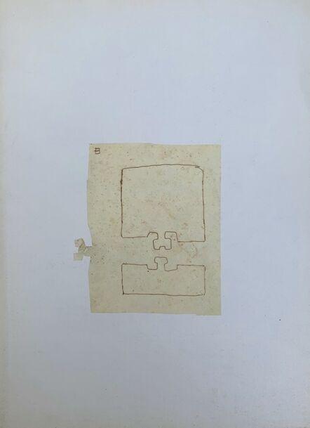 Eduardo Chillida, 'Abstract ', 1980