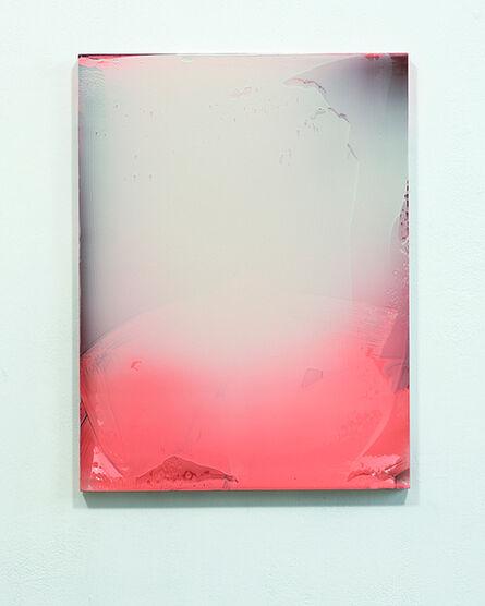 Matt McClune, 'Kremer White on Pink and Hematite', 2017
