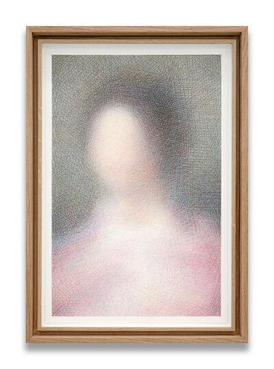 Slawomir Elsner, 'Portrait of a Young Man (after Raffaello Sanzio da Urbino)', 2020