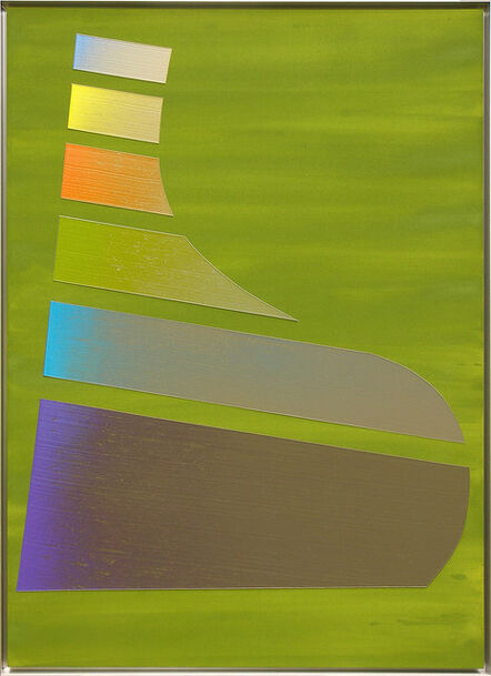 Jonathan Forrest, 'Lime Wedge ', 2015