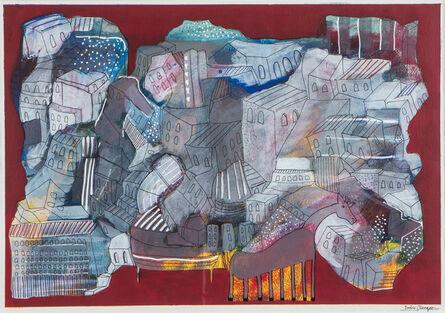 Bashir Qonqar, 'City 3', 2016