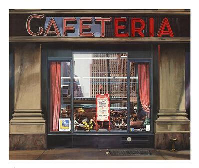 Richard Estes, 'Cafeteria', 1972