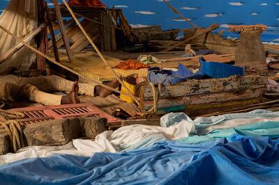 Adad Hannah, 'The Raft of the Medusa (Saint-Louis) 3', 2016