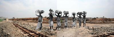 Sammy Baloji, 'Untitled #12.From theMémoireseries', 2006