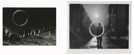 Murray Moss, 'TQ 13/14: Solar Eclipse in Nice/Flagman D.E. Jones', 1961/1959